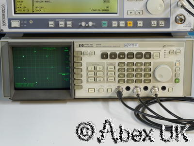 HP (Agilent) 8981B 350MHz Vector Modulation Analyser