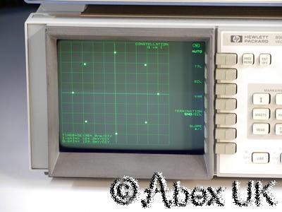 HP (Agilent) 8981B 350MHz Vector Modulation Analyser