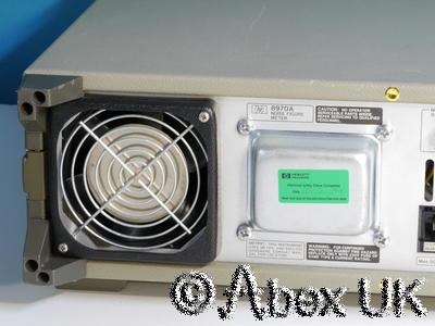 HP (Agilent) 8970A Noise Figure Meter 10MHz - 1.5GHz GPIB