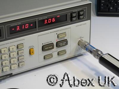 HP (Agilent) 8970B Noise Figure Meter 10MHz - 1.6GHz GPIB (2)