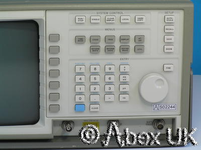 HP (Agilent) 54502A 400MHz / 400MSa/s Digital Storage Oscilloscope with GPIB (5)
