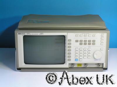 HP (Agilent) 54502A 400MHz / 400MSa/s Digital Storage Oscilloscope with GPIB (3)