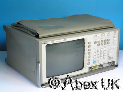 HP (Agilent) 54502A 400MHz / 400MSa/s Digital Storage Oscilloscope with GPIB (3)