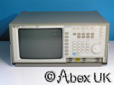 HP (Agilent) 54502A 400MHz / 400MSa/s Digital Storage Oscilloscope with GPIB (2)