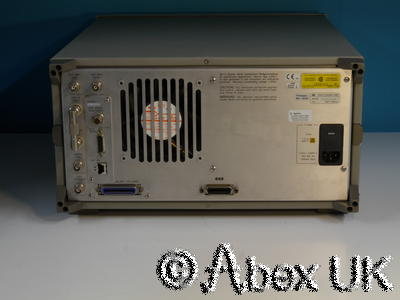 HP (Agilent) 4352A 3GHz VCO / PLL Spectrum and PN Analyser