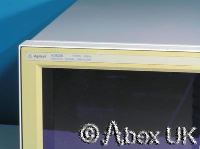 HP (Agilent) 4352B 3GHz VCO PLL Analyser Analyzer (3)