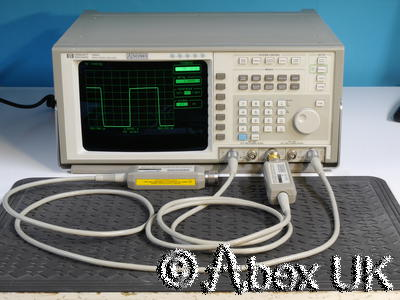 HP (Agilent) 8990A Peak Power Analyser 2x 84813A Sensors 26.5GHz VERY NICE