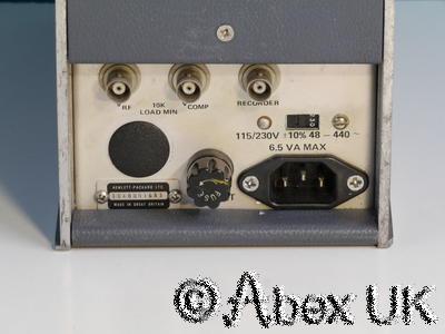 HP (Agilent) 432A Power Meter (2)
