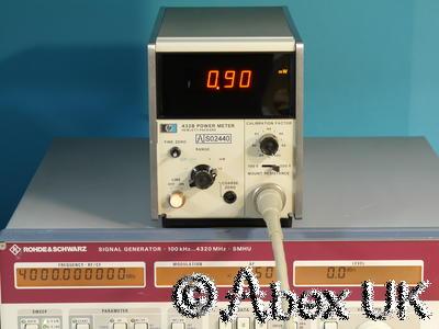 HP (Agilent) 432B Power Meter