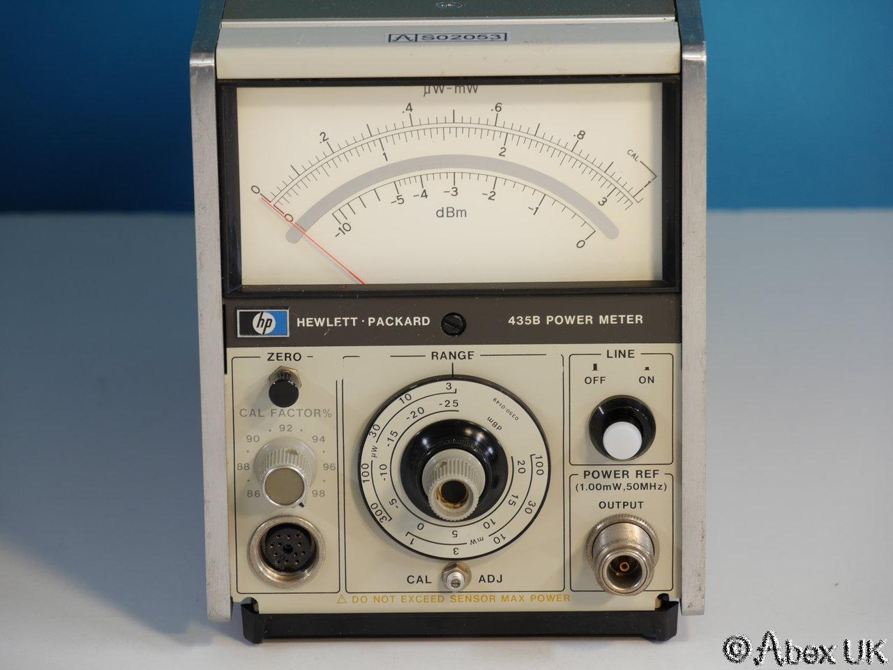 Hp Power Meter : Hp agilent b power meter