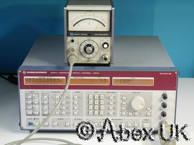 HP (Agilent) 435B Power Meter (2)