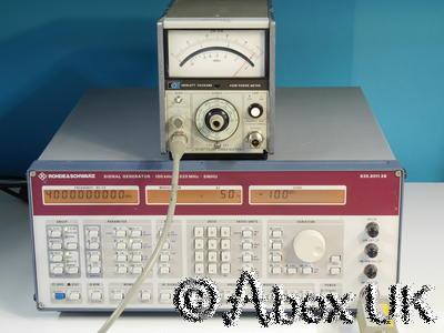HP (Agilent) 435B Power Meter (3)