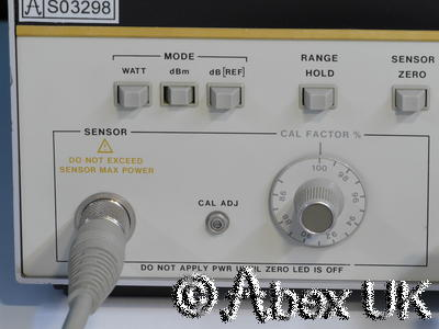 HP (Agilent) 436A Power Meter Option 022 GPIB (2)