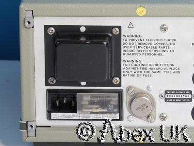 HP (Agilent) 436A Power Meter Option 022 GPIB (2)