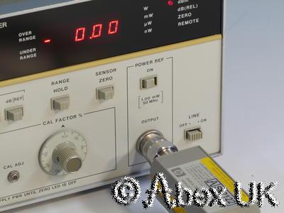 HP (Agilent) 436A Power Meter Option 022 GPIB (3)