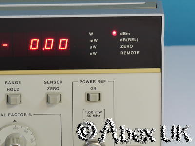 HP (Agilent) 436A Power Meter Option 022 GPIB (5)