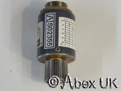 HP (Agilent) 8478B 10MHz - 18GHz 10mW APC-7 Power Sensor for 432A or B Meter (2)