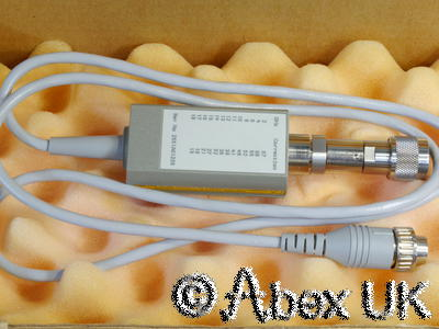 HP (Agilent) 84811A 18GHz Peak Power Sensor (Suits 8900C/D meter) NOS (1)
