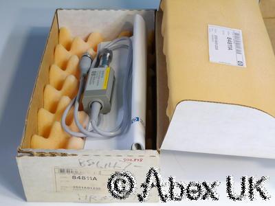 HP (Agilent) 84811A 18GHz Peak Power Sensor (Suits 8900C/D meter) NOS (1)
