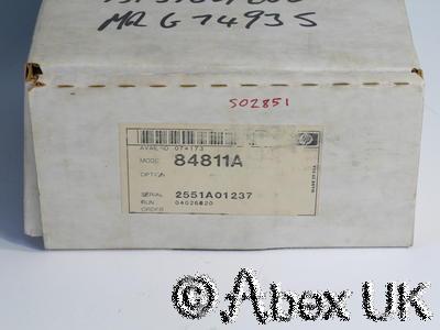 HP (Agilent) 84811A 18GHz Peak Power Sensor (Suits 8900C/D meter) NOS (2)