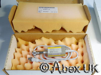 HP (Agilent) 84811A 18GHz Peak Power Sensor (Suits 8900C/D meter) NOS (4)