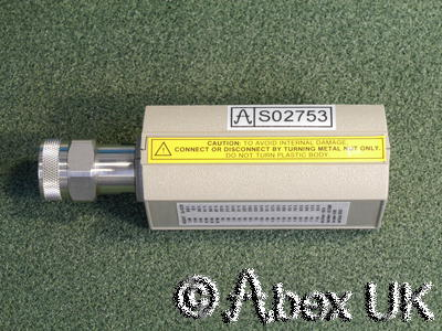 HP (Agilent) 8481A Power Sensor 300mW 18GHz (3)