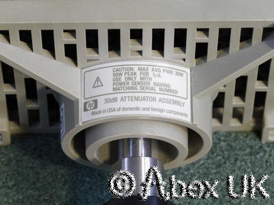 HP (Agilent) 8481B High Power Sensor 30W 18GHz (2)