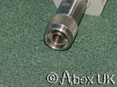 HP (Agilent) 8481D Low Power Sensor -70dBm 18GHz