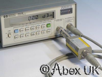 HP (Agilent) 8482H Medium Power Sensor 3.5 Watts 4.2GHz (4)