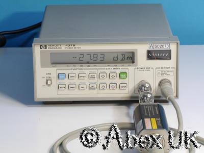 HP (Agilent) 8484A Low Power Sensor 0.3nW 18GHz