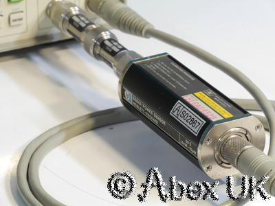 HP (Agilent) 8484A Low Power Sensor 0.3nW 18GHz (2)