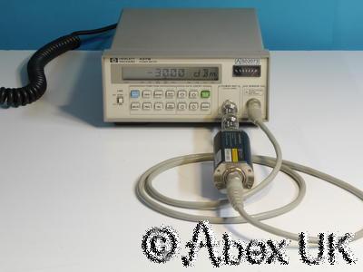 HP (Agilent) 8484A Low Power Sensor 0.3nW 18GHz (3)