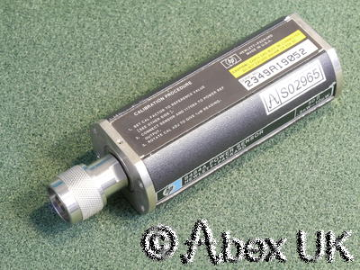 HP (Agilent) 8484A Low Power Sensor 0.3nW 18GHz (3)