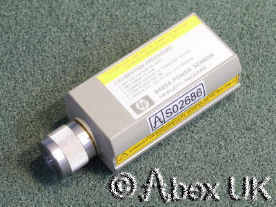 HP (Agilent) 8485A Power Sensor 3.5mm 26.5GHz