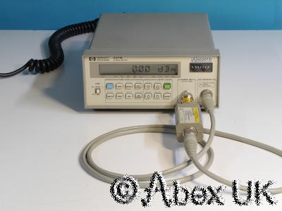 HP (Agilent) 8485A Power Sensor 3.5mm 300mW 26.5GHz (2)