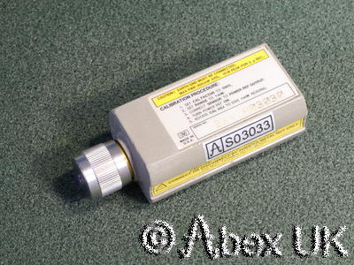 HP (Agilent) 8485A Power Sensor 3.5mm 300mW 26.5GHz (2)