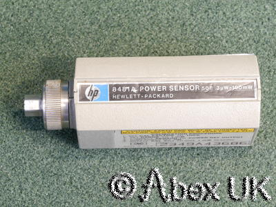 HP (Agilent) 8487A Power Sensor 2.4mm 300mW 40GHz
