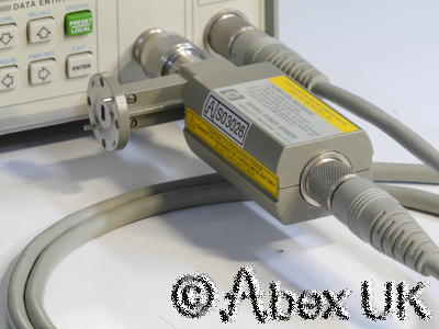 HP (Agilent) Q8486A W/G Power Sensor 300mW 33.0 - 50.0GHz