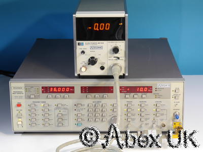 HP (Agilent) R486A 26.5 - 40GHz 10mW WG22 Power Sensor for 432A/B Meter NOS (2)