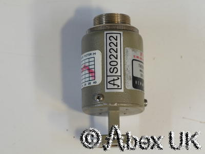 HP (Agilent) R486A 26.5 - 40GHz 10mW WG22 Power Sensor for 432A/B Meter NOS (3)
