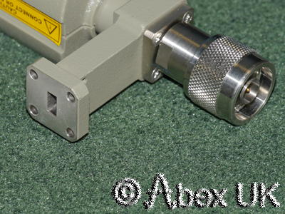 HP (Agilent) R8486A W/G Power Sensor 300mW 26.5 - 40.0GHz