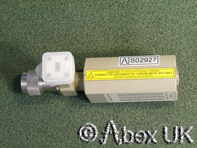HP (Agilent) R8486A W/G Power Sensor 300mW 26.5 - 40.0GHz