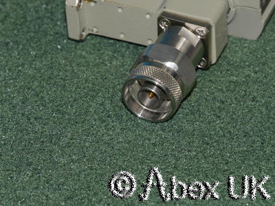 HP (Agilent) R8486A W/G Power Sensor 300mW 26.5 - 40.0GHz (2)