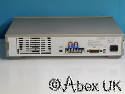 HP (Agilent) 6634A System Power Supply 0-100V 0-1A