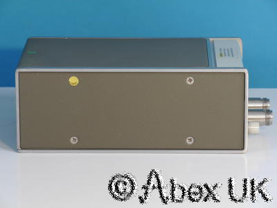 HP (Agilent) 8447E 0.1 - 1300MHz RF Pre-Amplifier Option 010 Type-N (1)