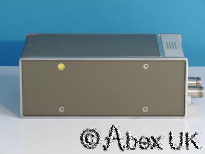 HP (Agilent) 8447E 0.1 - 1300MHz RF Pre-Amplifier Option 010 Type-N (3)