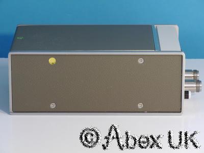 HP (Agilent) 8447E 0.1 - 1300MHz (2GHz) RF Pre-Amplifier Option 010 Type-N (7)
