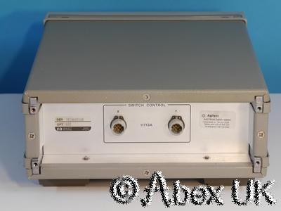 HP (Agilent) 8760A-K03 Microwave Switch Matrix *N-Connectors* (2)