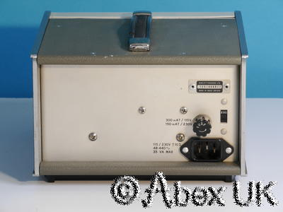 HP (Agilent) 3310A 5MHz Vintage Function Generator (2)