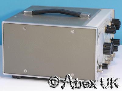 HP (Agilent) 3310A 5MHz Vintage Function Generator